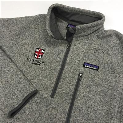 Patagonia Better Sweater 1 4 Zip Fleece Pullover Men S